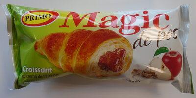 Magic Croissant de post cu cremă de mere și scorțișoară - Produit
