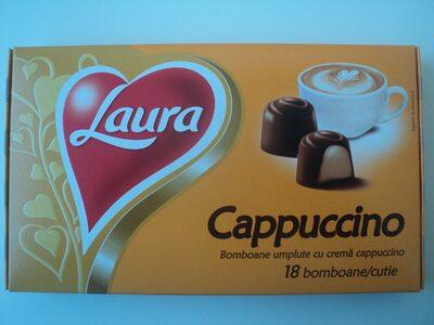 Bomboane cu cremă cappuccino - Product - ro