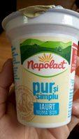 Napolact Iaurt numa' bun - Product - en