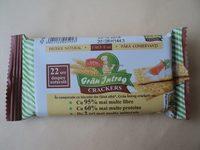 Vel Pitar Grâu întreg Crackers - Product - ro