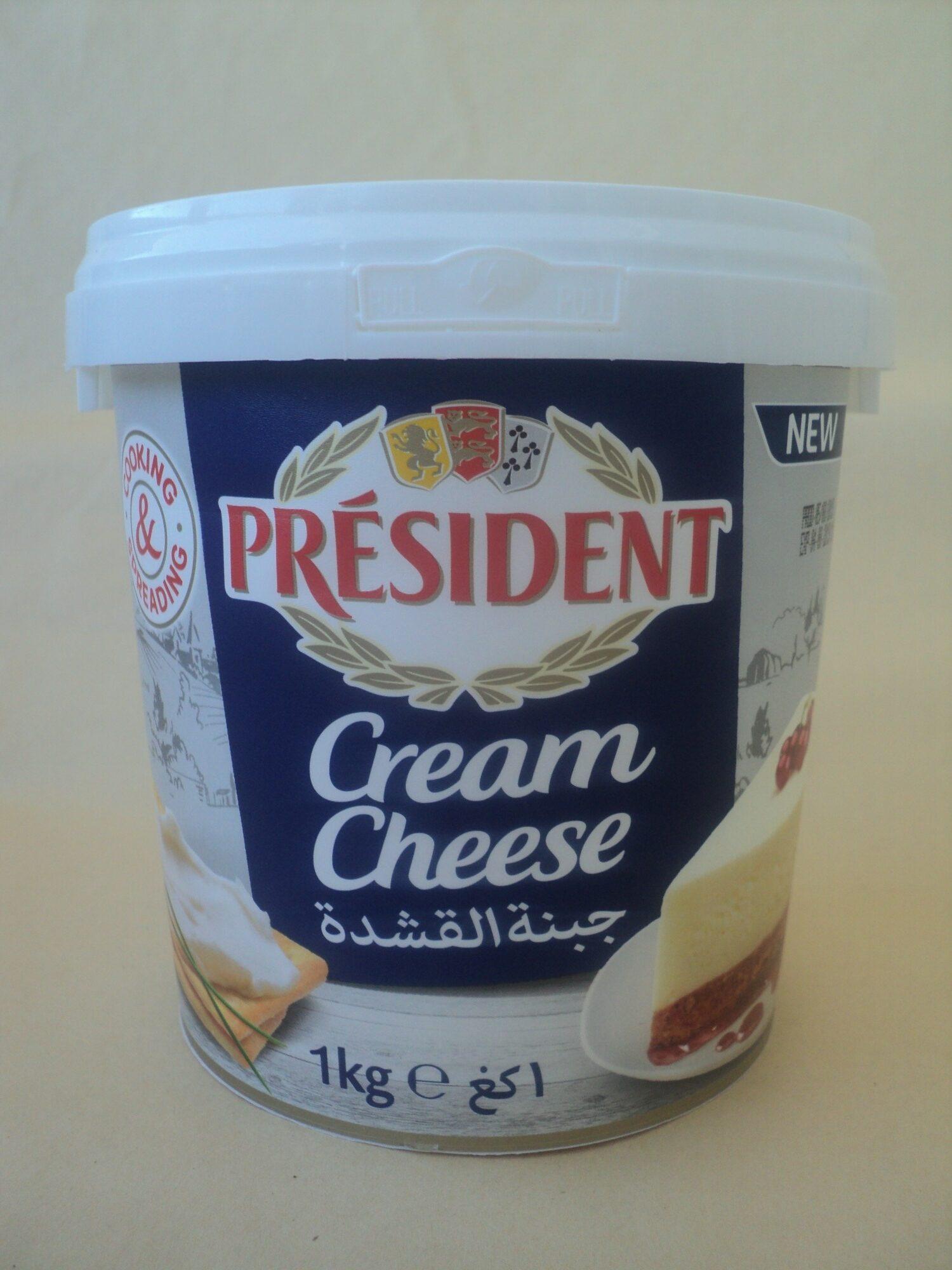 President Cremă de brânză - Produit - ro