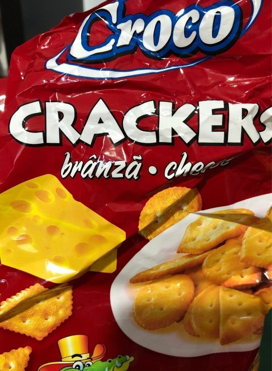 Crackers branză - Product - fr