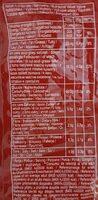 Crackers branză - Voedingswaarden - fr