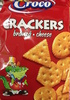 Crackers Cheese - Product