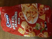 Croco Crackers & Brezel Mix - Produit - fr