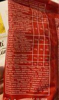 Sticks - Informació nutricional - en