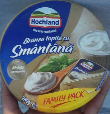 Hochland Brânză topită cu smântână - Product