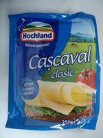 Hochland Cascaval clasic - Produit - ro