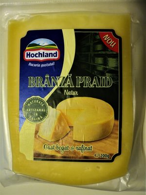 Hochland Brânză Praid Natur - Produit - ro