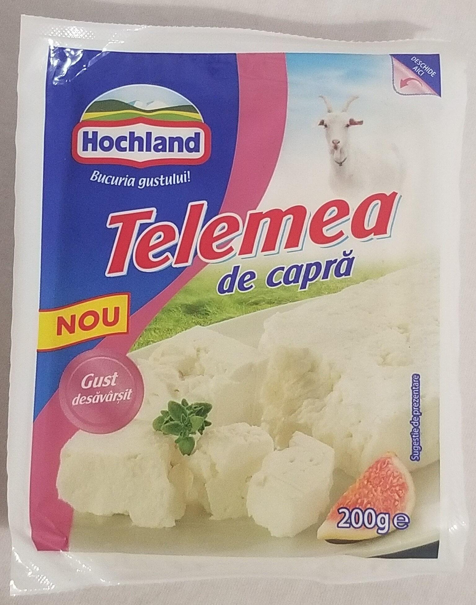 Hochland Telemea de capră - Produit - ro