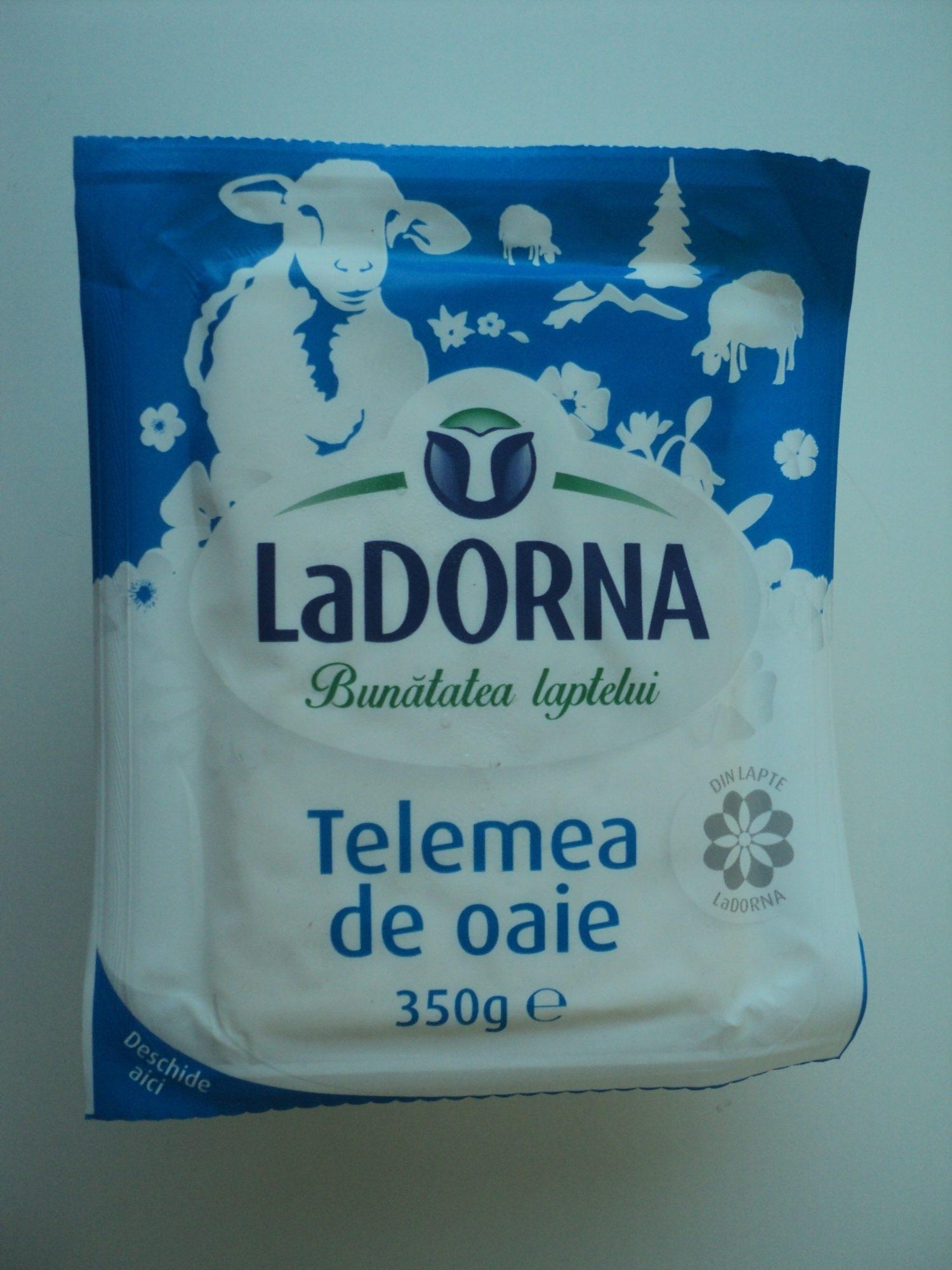 LaDorna Telemea de oaie - Produit - ro
