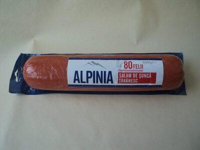 Alpinia Salam de șuncă țărănesc - Produit - ro