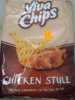 Chicken style - Produit - ro