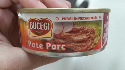 Bucegi Pate Porc - Product - en