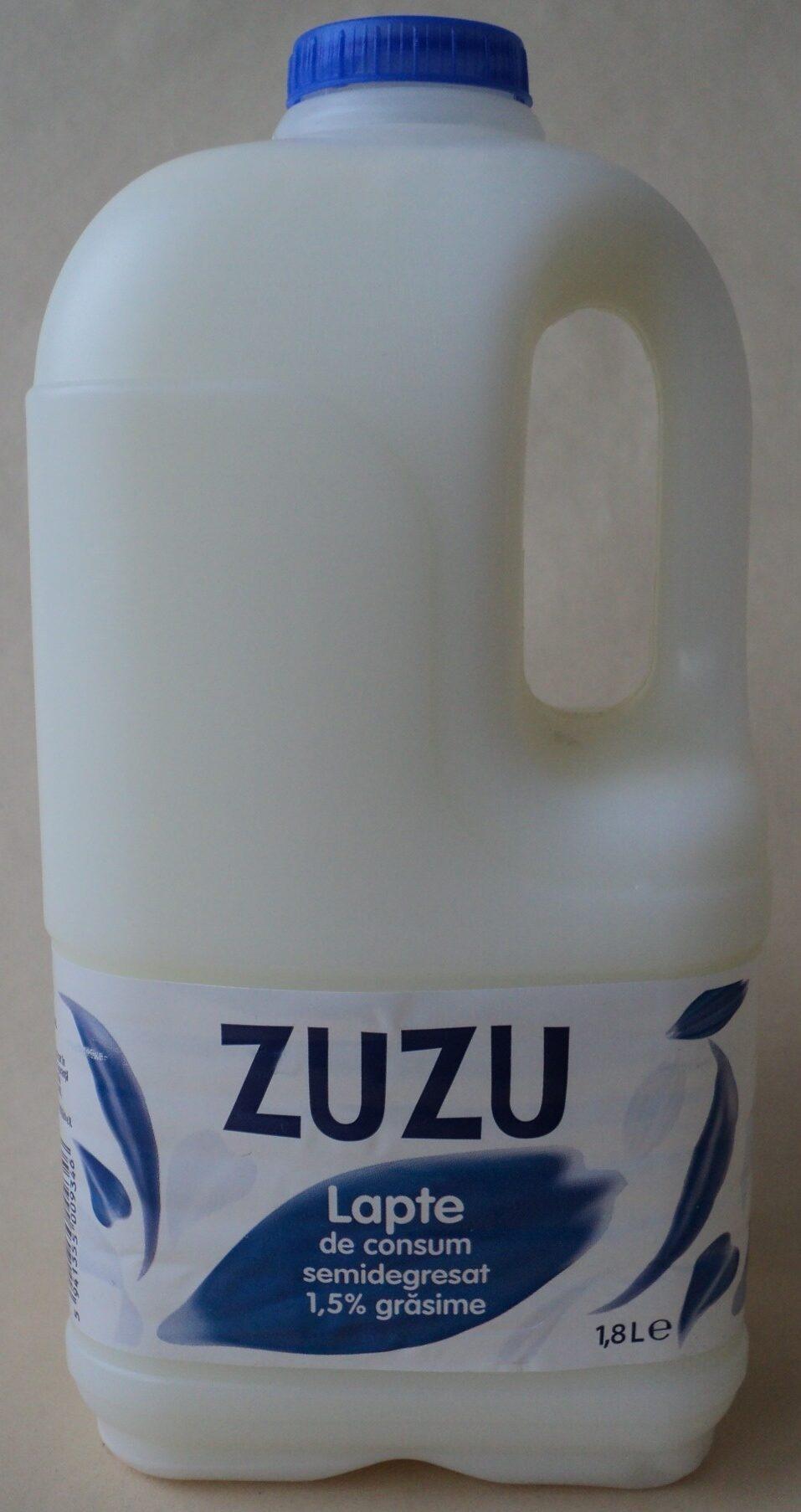 Zuzu Lapte de consum 1,5% - Producto - ro