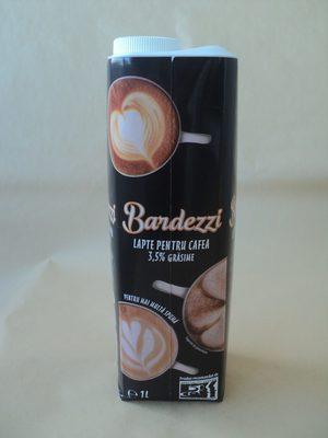 Bardezzi Lapte pentru cafea 3,5% - Product - ro