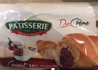 Croissant duo cream - Produit - fr