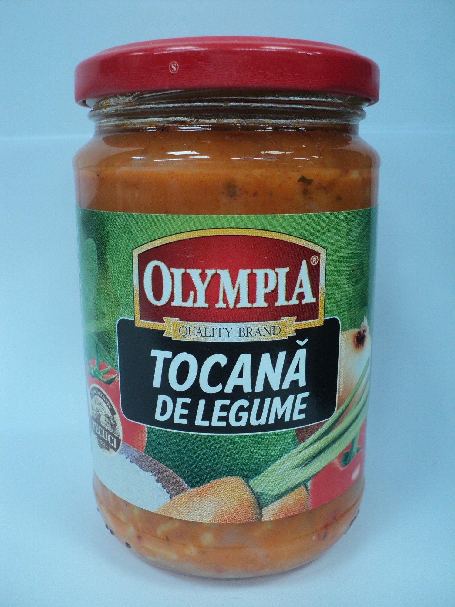 Olympia Tocană de Legume - Product - ro