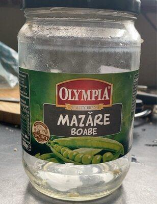 Mazare boabe - Prodotto - ro