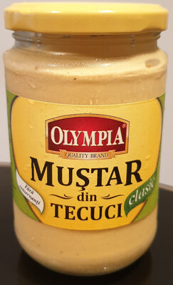 Classic Mustard - Product - en