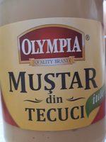Olympia Muștar din Tecuci, iute - Nutrition facts - en