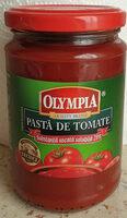 Olympia Pastă de tomate - Product - ro