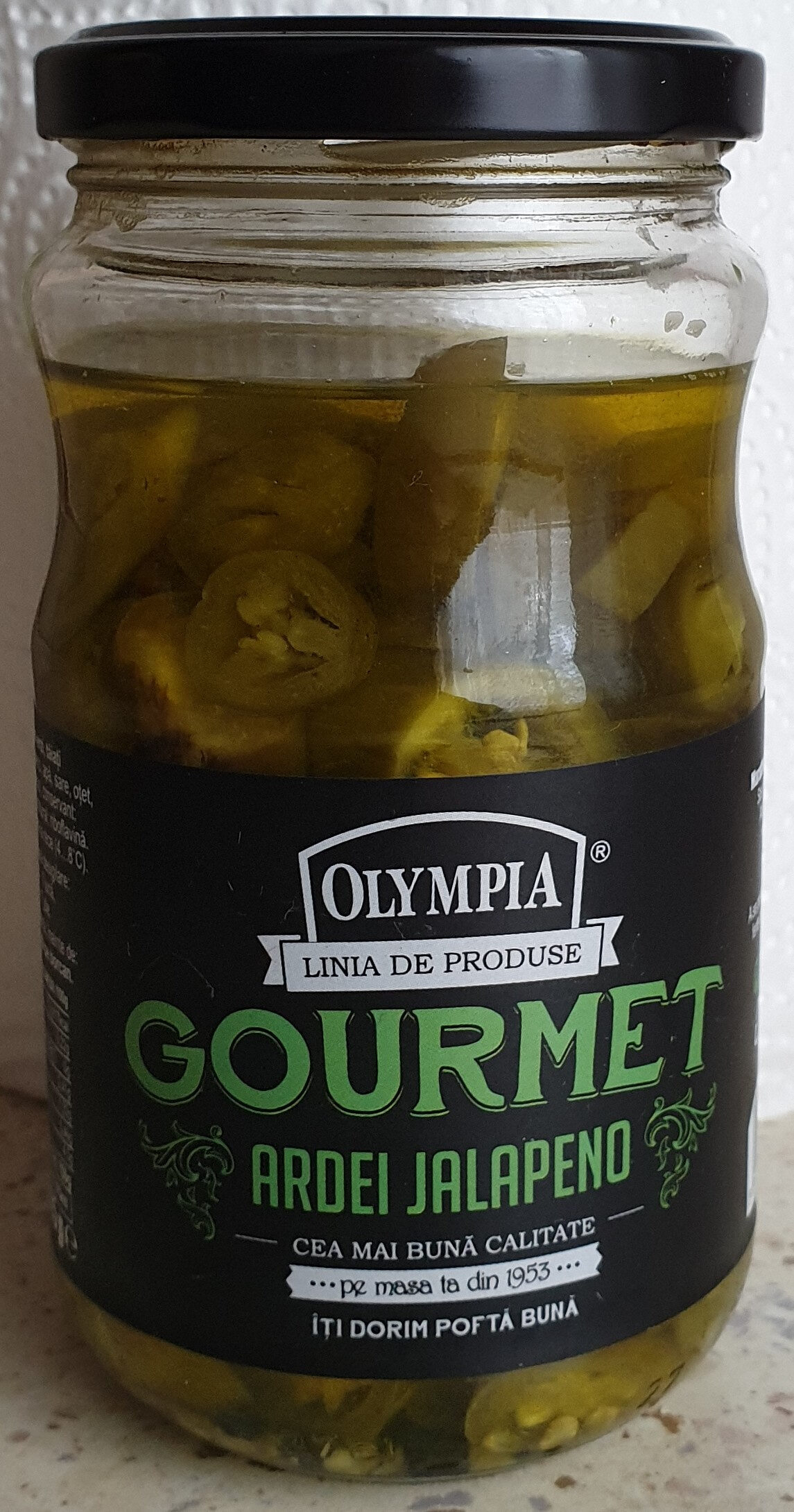 Olympia Ardei Jalapeno - Product - ro