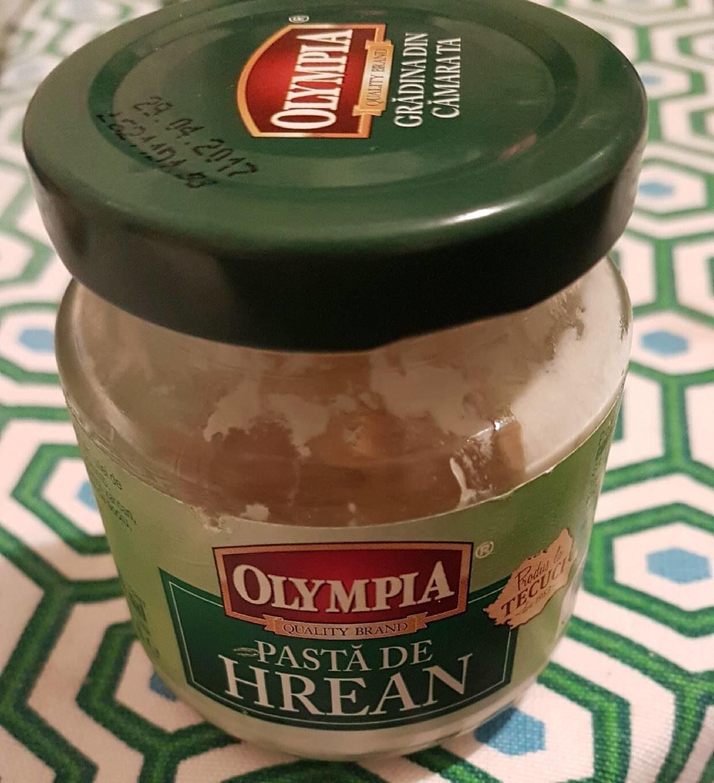 Pastă de hrean - Product - ro