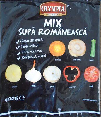 Olympia Mix supă românească - Product - ro