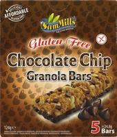 Gluten Free Chocolate Chips Granola Bars - Producte