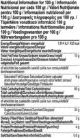 Gluten Free Chocolate Chips Granola Bars - Informació nutricional