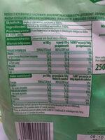 go Vege - Ingredients - pt