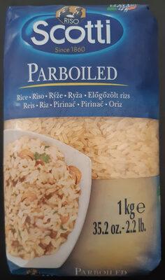 Riso Scotti Parboiled - Produit - sr