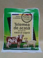 Telemea de acasă din lapte de vacă și capră - Produkt - ro