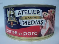 Atelier Medias Carne de porc - Product - ro