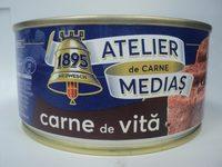 Atelier Mediaș Carne de vită - Produit