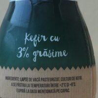 Olympus Kefir 3% grasime - Ingredients - ro