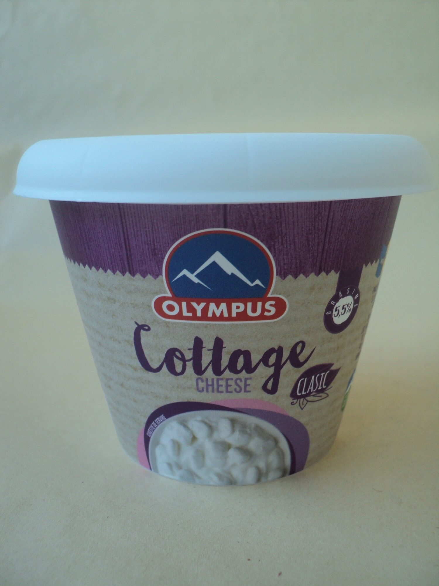 Olympus Cottage cheese - Product - ro