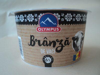 Olympus Brânză de vaci 6% - Product