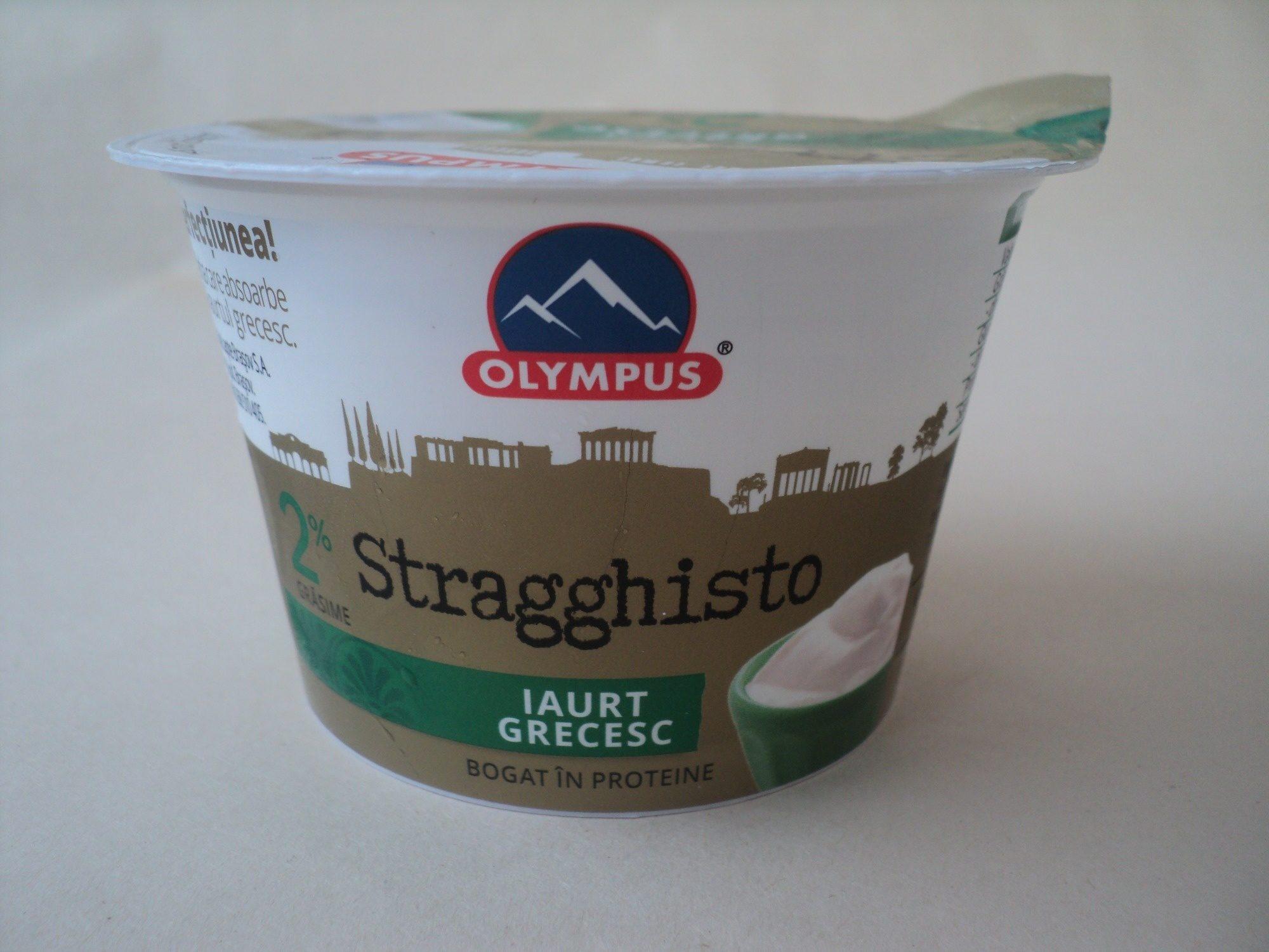 Olympus Stragghisto Iaurt grecesc - Product - ro