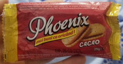 Phoenix Biscuiti cu crema cacao - Product