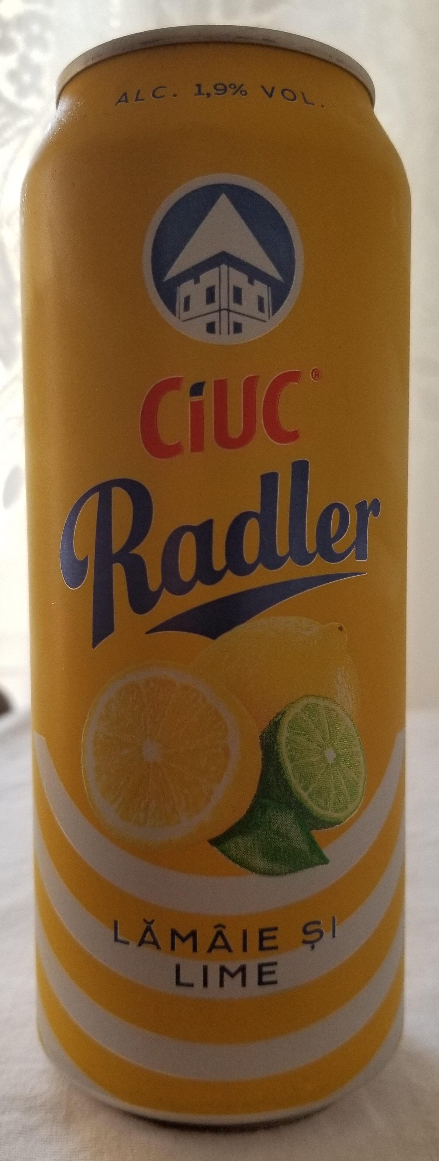 Radler lămâie și lime - Product