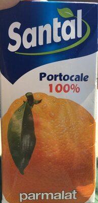 Santal Suc De Portocale -portocale 100% - Produit