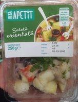 Mega Apetit Salata orientala - Produit - ro