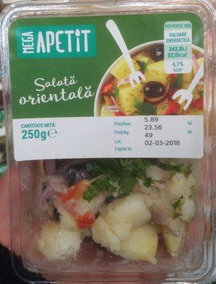 Mega Apetit Salata orientala - Produit