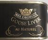 Bloc de foie gras au naturel - Product