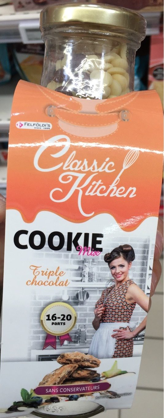 Cookie mix - Product - fr
