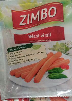 Bécsi virsli - Product