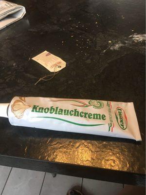 Knoblauchcreme - Produit - fr