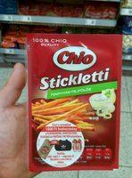 Stickletti Hagymás-Tejfölös - Produit